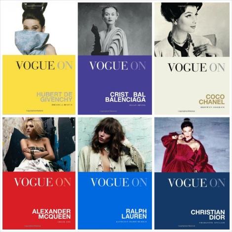 Vogue on books