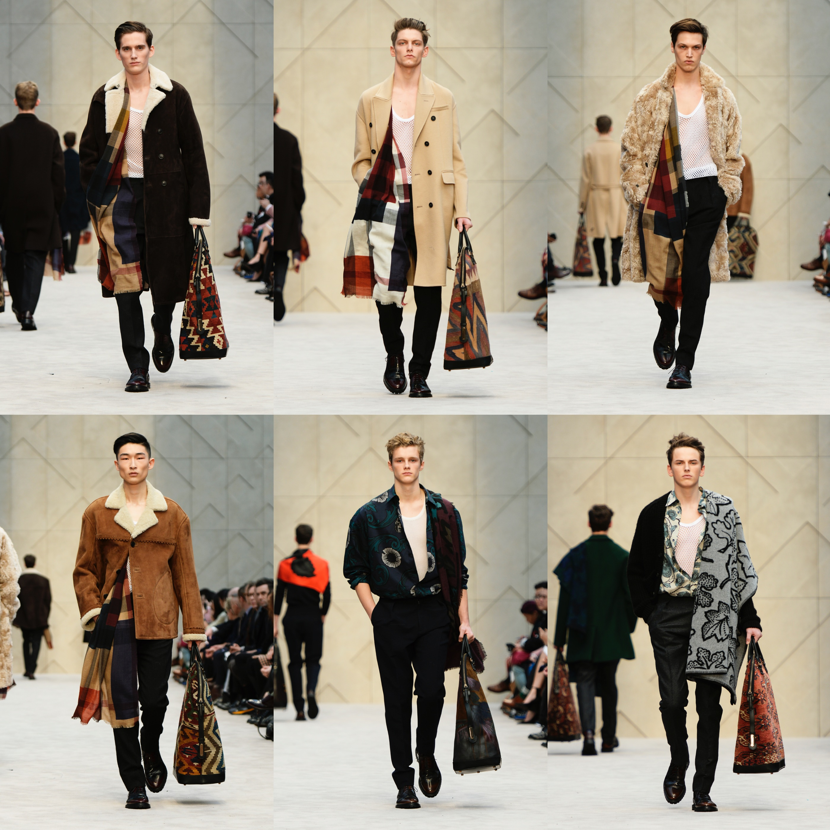 Chester Barrie AW14 – London Collections: MEN pics