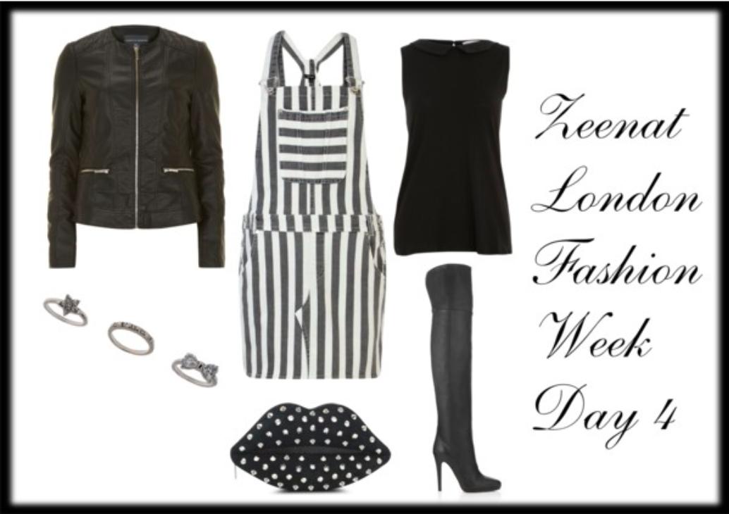 Zeenat outfit 4
