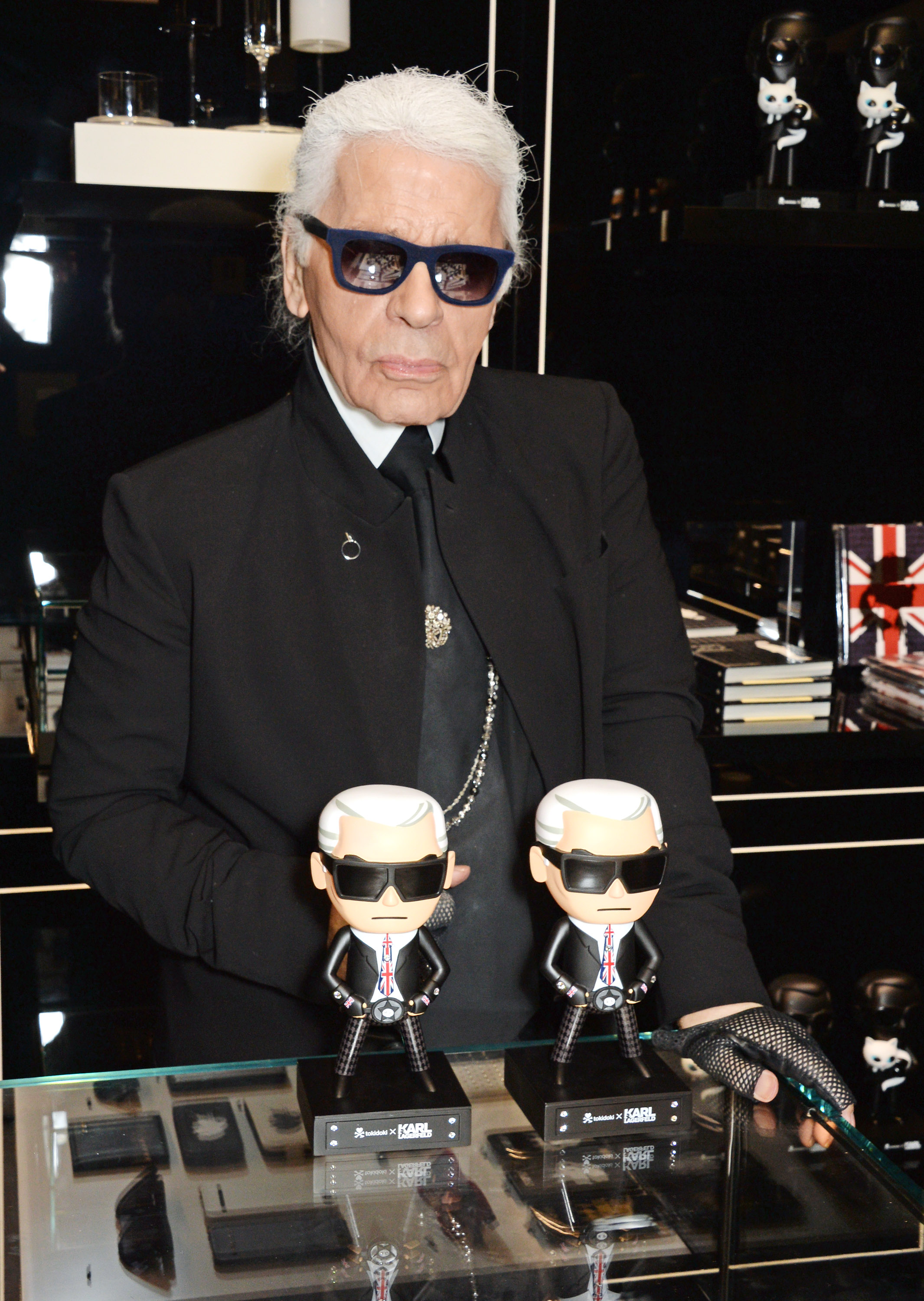 Why we love Karl Lagerfeld's London Flagship Store ...