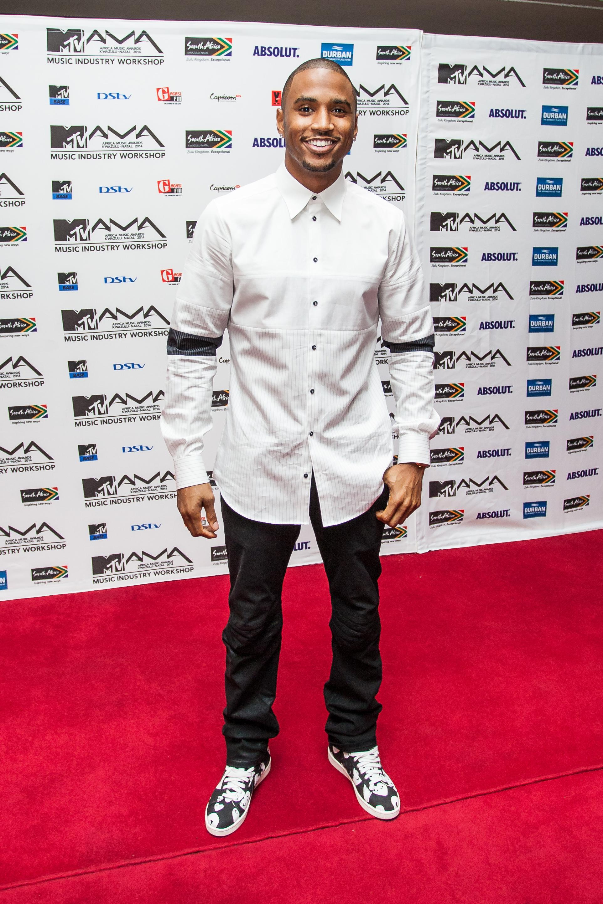 Mtv Africa Music Awards Red Carpet Dancing In My Heels